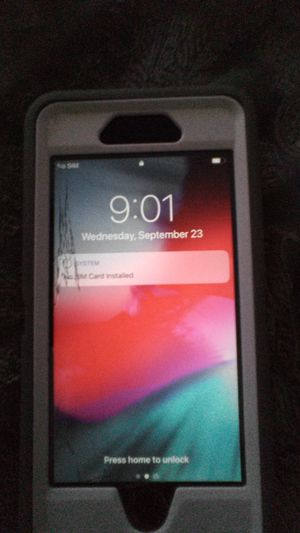 Iphone 6s (Sprint/T-mobile) 32 GB for Sale in Arvada, CO