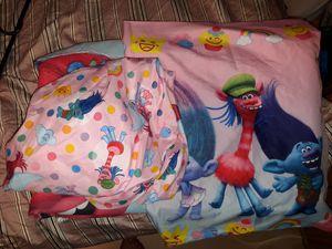 Trolls bed set for Sale in Tempe, AZ