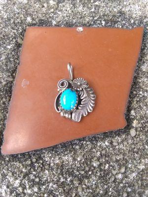Vintage Sterling Navajo pendant for Sale in Largo, FL