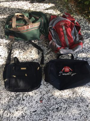 Duffle bags for Sale in Hudson, FL