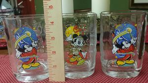 Collectible 2000 Disney Glasses for Sale in Dinuba, CA