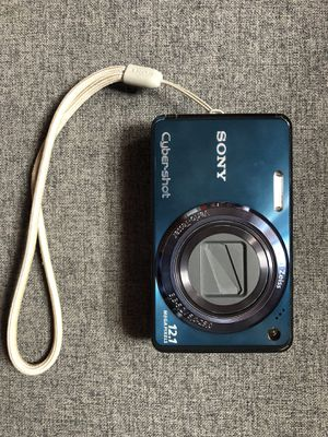 Sony cyber-shot camera for Sale in Danbury, CT