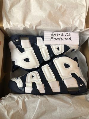 Nike Air More Uptempo (Gs) size 6y for Sale in New York, NY