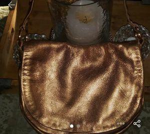 Coach rose gold purse for Sale in Fontana, CA