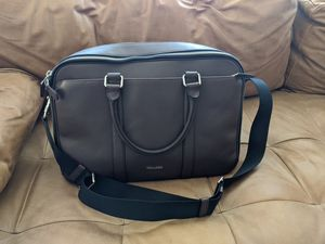 Men's Coach Leather Briefcase for Sale in Pasadena, CA