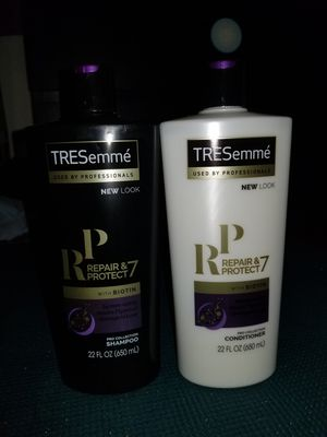 2 tresemme repair & protect for Sale in Hyattsville, MD