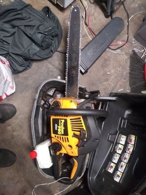 Poular 42cc chainsaw for Sale in Los Angeles, CA