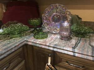 Vintage L.E. Smith Moon and Stars collection for Sale in Pompano Beach, FL