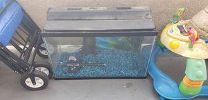 Aquarium Fish Tank 30 Gal for Sale in Fontana, CA