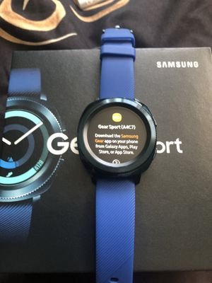 New Samsung gear sport for Sale in Gardena, CA