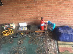 Bundle of tools and garage items for Sale in Denver, CO