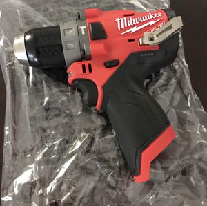 "New Milwaukee M12 FUEL 1/2"" Hammer Drill Driver 2503-20 - Bare tool for Sale in Los Angeles, CA"