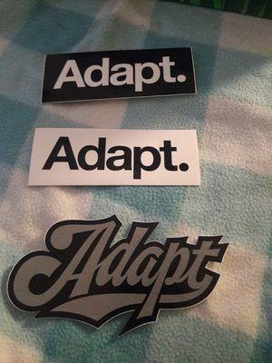Adapt Stickers for Sale in Fairfax, VA