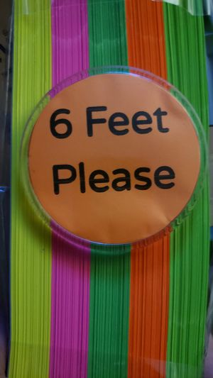 Health safety button for Sale in Phoenix, AZ