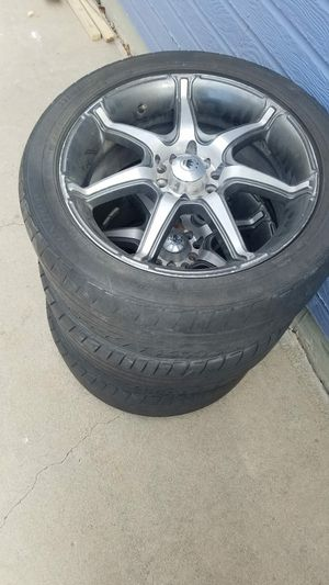 Rim and tires for Sale in Arvada, CO