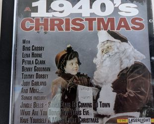 1940's Christmas- music CD for Sale in Berlin,  CT