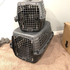 Small And Medium Pet Carriers for Sale in Enfield, CT