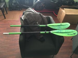 Kayak paddles still new for Sale in Yonkers, NY