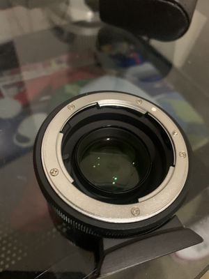 Viltrox 0.71X Speed booster to Nikon mount lenses M4/3 Used on GH5 /BMPCC4k for Sale in San Diego, CA