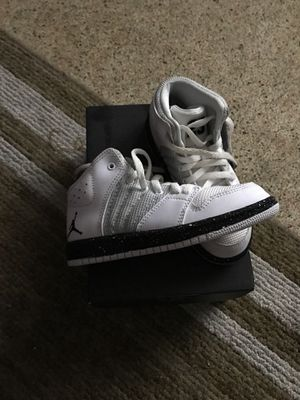 Jorden sneakers size 11 Children for Sale in West Palm Beach, FL