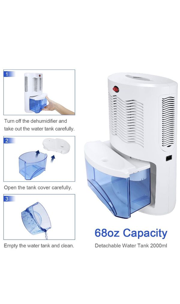 Dehumidifier for 480 Sq.Ft