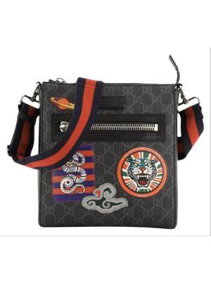 Gucci Night Courrier Zip Gg Messenger Bag for Sale in Bellevue, WA