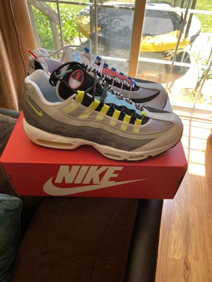 Nike Air Max 95 Greedy 2.0 for Sale in Streetsboro, OH