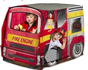 Pop up fire truck tent, for Sale in Gilroy, CA
