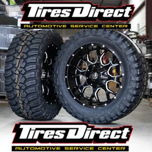 Jeep Wheels Tire On Sale Lowest Price In Bay Areas for Sale in Lafayette, CA