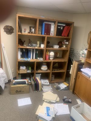 Large office shelves for Sale in Colorado Springs, CO