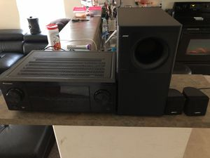 Bose surround sound for Sale in Laveen Village, AZ