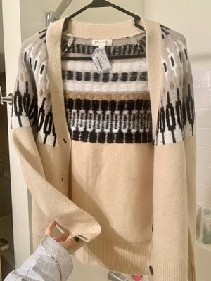Anthropology cardigan for Sale in Oak Harbor, WA