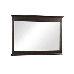 Home Decorators Collection 32 in. L x 46 in. W Framed Wall Mirror in Espresso for Sale in Moreno Valley, CA