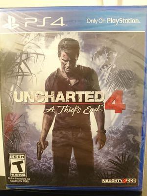 Uncharted 4, and GTA V for Sale in Washington, DC