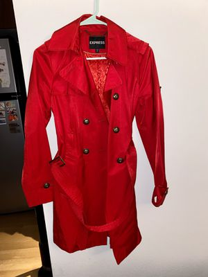 Raincoat Express. Women's XS the shine is from the flash for Sale in Seattle, WA