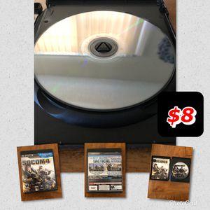 Socom 4 U.S. Navy Seal's PS3 for Sale in Phoenix, AZ