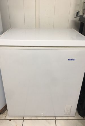 Haier box freezer / paid 180 for Sale in Pearl City, HI