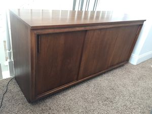Marantz Dual Barzilay Mid Century Stereo Console Credenza for Sale in Carlsbad, CA