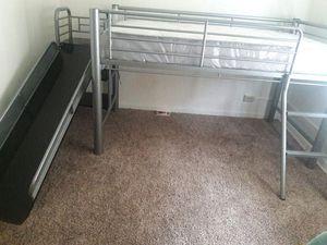 Bunk bed/slide for Sale in Denver, CO
