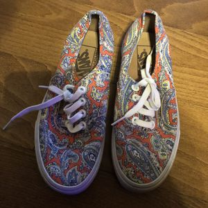 Size 5.5 Vans for Sale in Delmar, MD