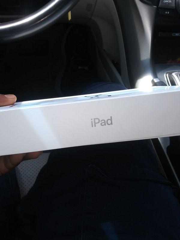 IPad in box