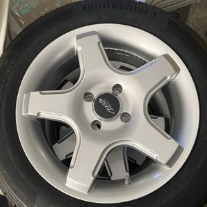 15in Rims And Tires for Sale in Victorville, CA