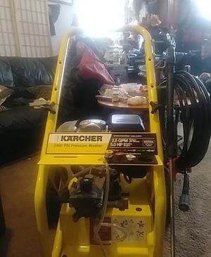 Karcher 2400 PSI 2.5 GPM 5HP for Sale in Tacoma, WA