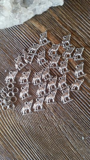 Wolf charms ( see description ) for Sale in Rancho Cucamonga, CA