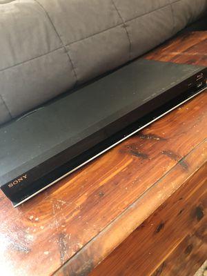Sony bluray dvd player for Sale in Alexandria, VA