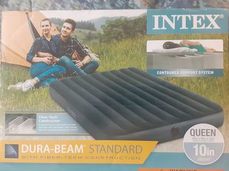 BRAND NEW Intex Queen Dura-Beam Standard Air Mattress for Sale in Phoenix,  AZ