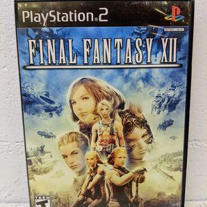 Final Fantasy XII Playstation 2 PS2 for Sale in Ocoee, FL