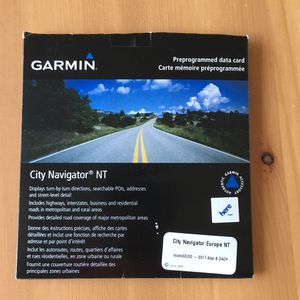 GPS program for Europe for Sale in Vienna, VA