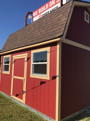 Tuff shed 12x16 pro tall barn for Sale in Tampa, FL
