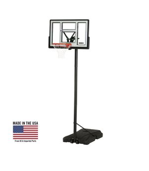 Lifetime Adjustable Portable Basketball Hoop (46-Inch Polycarbonate), 90584 for Sale in Austin, TX